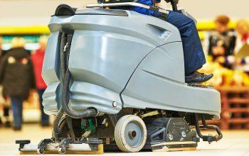 Le nettoyage industriel idéal sur les grandes surfaces